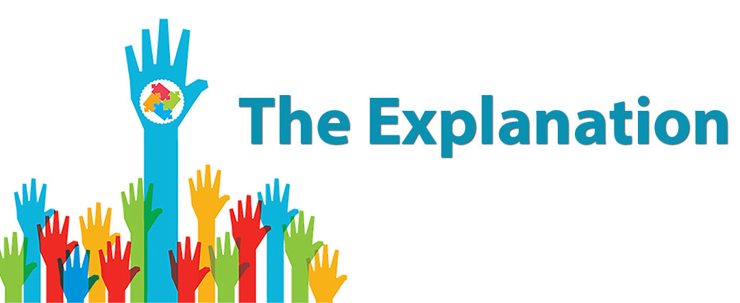 The Explanation with Sam Kneller. Join the Incredible Journey