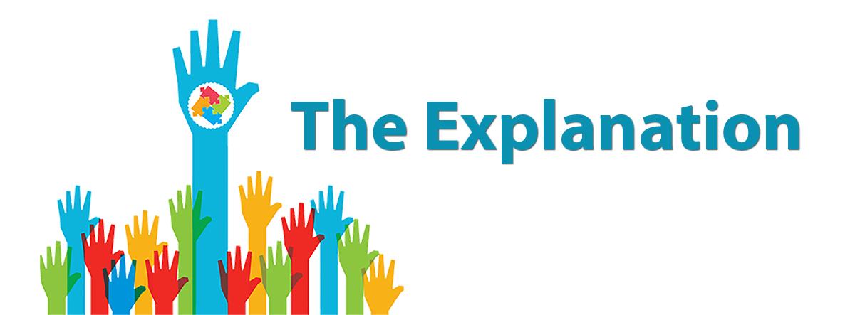 The Explanation logo