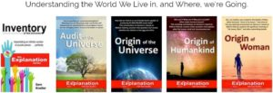 The Explanation book covers