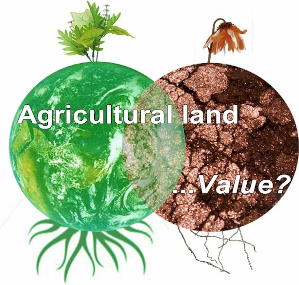 Agricultural Land the breadbasket of planet Earth. What value (not price) do we attach to it?