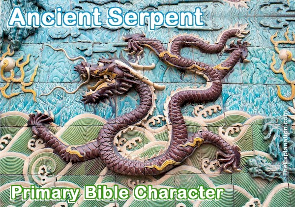 The Ancient Serpent. It's Surprising, but Real Origin