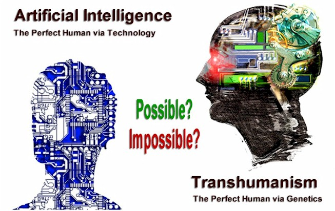 The Illusion of Artificial Intelligence and Transhumanism