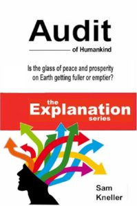 Audit of Humankind - front cover