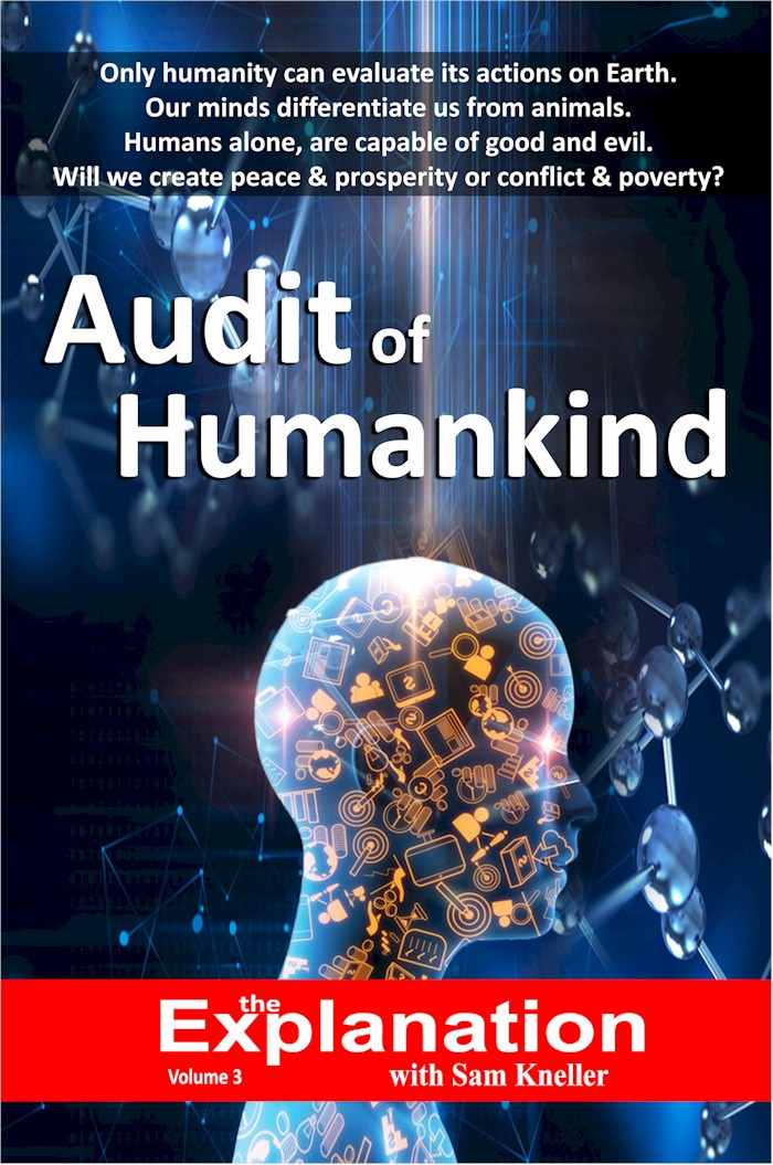 Read the content of Audit of Humankind online for your edification