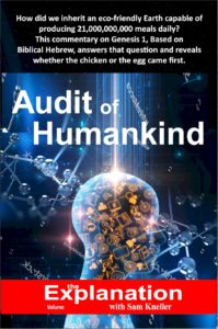 Audit of Humankind book cover