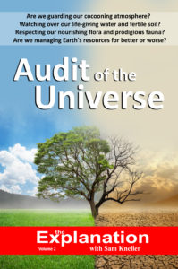 Audit of the Universe book cover.