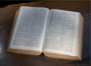 Why would I focus on the Bible? On what is known as the Old and New Testaments? The Bible is an incredible paradox. All-time best-seller, all-time number of misunderstandings.