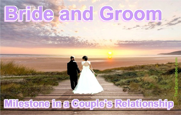 Bride and Groom is a Cross-Cultural, Worldwide Phenomenon