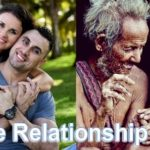 The couple relationship is the basis of human society. Young couplesstart passionately. Old couples have full oneness.