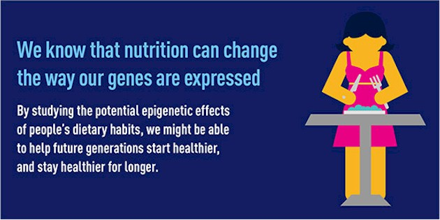 Epigenetics, the study of 'junk genes', has made science realize they actually regulate the genes themselves. They are at the origin of 'gene expression', turning genes 'on' and 'off.'