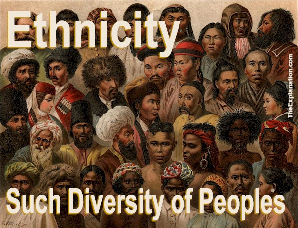 Ethnicity, Clans, Tribes, Where did They All Come From?