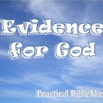 Evidence for God. Is it possible to prove conclusively God really exists?