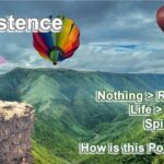 Existence. From nothing to mineral rocks to life to mind and the spiritual. How is this trajectory possible?