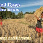 Feast Days in the Bible. Seasons and Harvests. The moadim and their meaning.