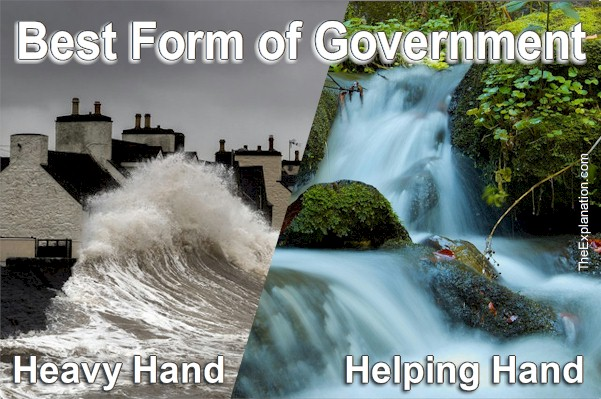 Best Form of Government, Aiming for the Common Good