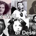 Did they reach their ultimate goals by free will choices or was it all predetermined destiny?