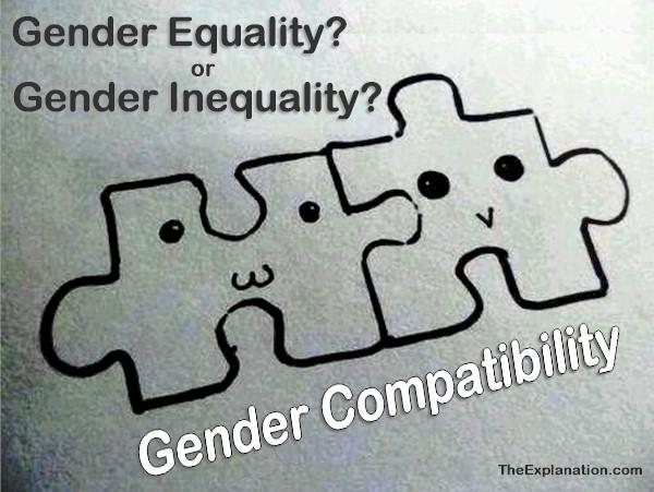 Gender Equality, Gender Inequality or Gender Compatibility?