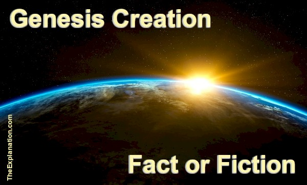 Genesis Creation Starts off with a Surprise, How About a Big Bang