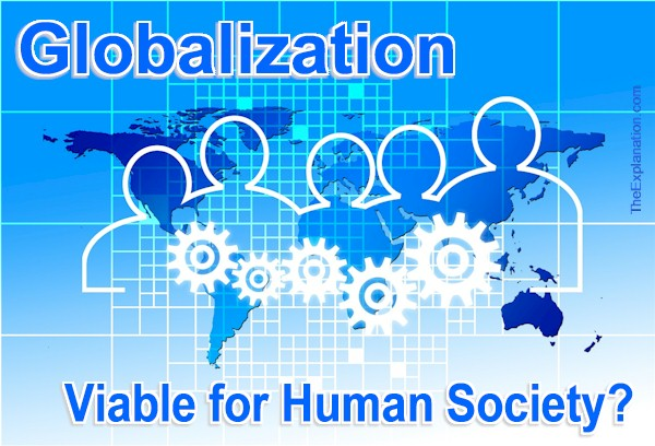 Globalization: Integration Versus Segregation of People