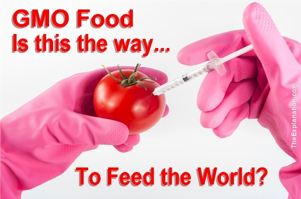 GMO – Giving the Plants we Eat a Helping Human Hand