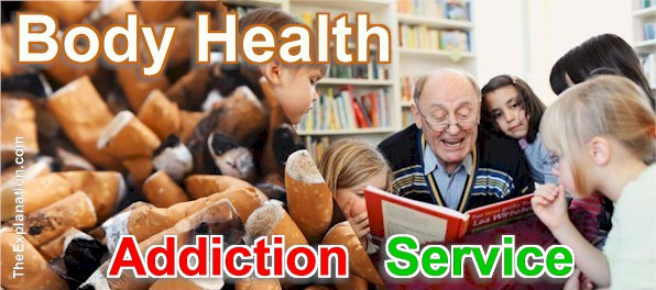 Addiction and Abuse of Drugs Affect the Well-being of our Bodies