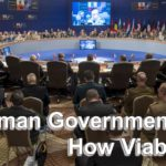 Human government holds, meetings, debates, symposiums... How viable is it in bringing peace and prosperity?
