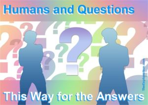 Humans never end with their questions. The way of Theology is a possibility to find real answers.