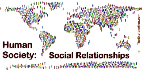Human society is composed of social relationships. Humans are the only species that practices sociability worldwide.
