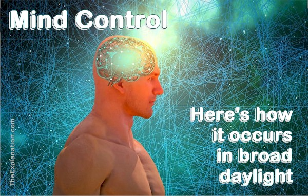 Mind Control. The Serpent's Number One Goal