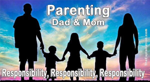 Parenting, Father & Mother have Essential Complementary Roles
