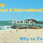 Peace on a National and International level seems so evasive. How is government involved?