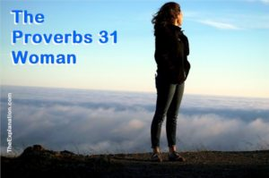 The Proverbs 31 woman. Feminist? Old school? Modern? Here's who she is.