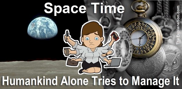 Space Time is Not Only Scientific Theory, It's Also a Human Singularity