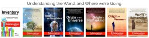 The Explanation series book covers