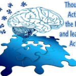 The thinking process is the basis of mankind, it's our thoughts that are at the origin of all our actions. We think first and then act.