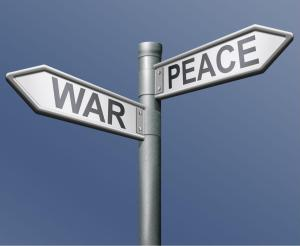 War and Peace alternate down through history. How can we establish a lasting peace which has eluded humanity so far?