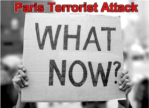 Paris Terrorist Attack, What Now?