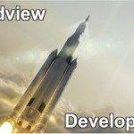 Development is like a launch into Space... where you can get a better view and comprehension of what's really going on here on Earth. Let's travel together.