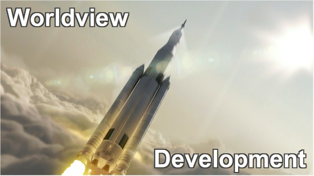 Worldview development is like a launch into Space... where you can get a better view and comprehension of what's really going on here on Earth. Let's travel together.
