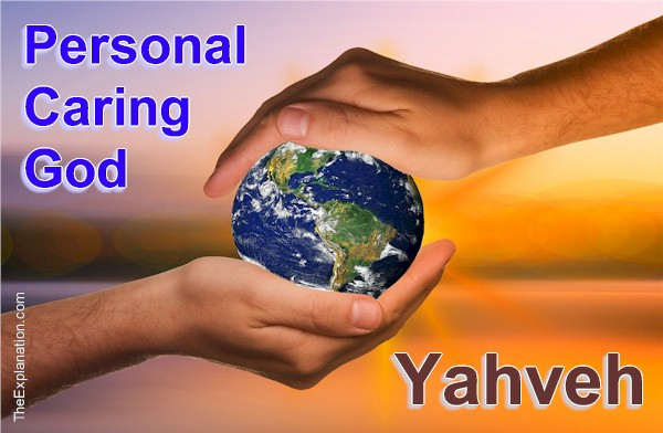 Yahweh or Yahveh. Meaning & Identity of God's Name
